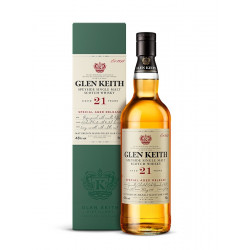 Glen Keith 21 Ans 70cl 43°