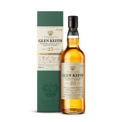 Glen Keith 25 Ans 70cl 43°