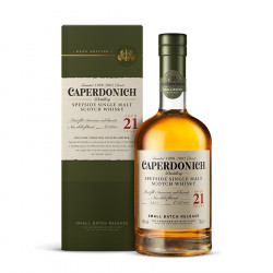 Caperdonich Unpeated 21 ans 70cl 48°