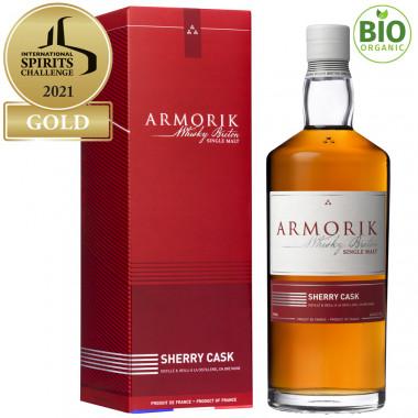 Armorik sherry cask 70cl 46'