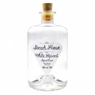 Beach House White Spiced Rum 70cl 40°