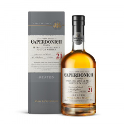 Caperdonich Peated 21 ans 70cl 48°