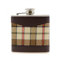 Flasque Tartan Beige 150 ml