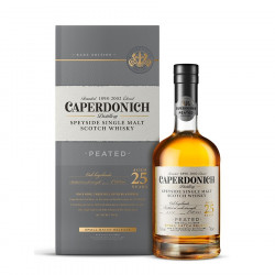 Caperdonich Peated 25 ans 70cl 48°