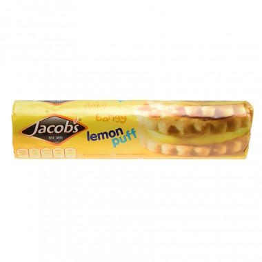 Lemon Puff Jacob's 200g