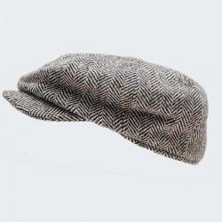 Casquette Irlandaise 8 Pans Chevrons Hanna Hats