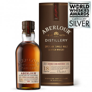 Aberlour 18 Years Old 50cl 43°