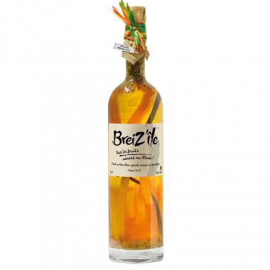 Breiz'île Passion/Citron 70cl 23°