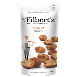 Cacahuètes Grillées à Sec Mr Filbert's 100g
