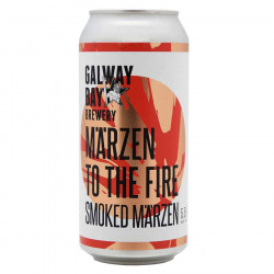 Galway Bay Marzen To The Fire 44cl 5.5°