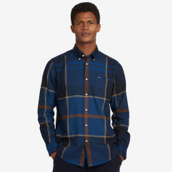 Barbour Midnight Dunoon Shirt