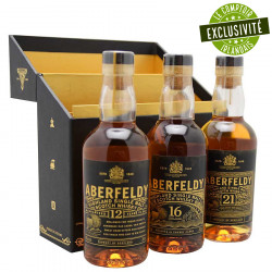 Aberfeldy Tasting Box 12, 16, 21 Years Old 3x20cl 40°