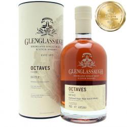 Glenglassaugh Octaves Classic Batch 2 70cl 44°