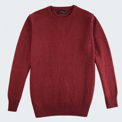 Celtic Alliance Burgundy Round Neck Sweater