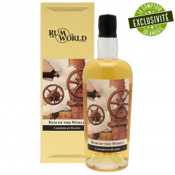 Rum of The World 3 ans Caribbean Blend 70cl 42°