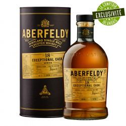 Aberfeldy 18 ans Double Cask Sherry 70cl 52.7°