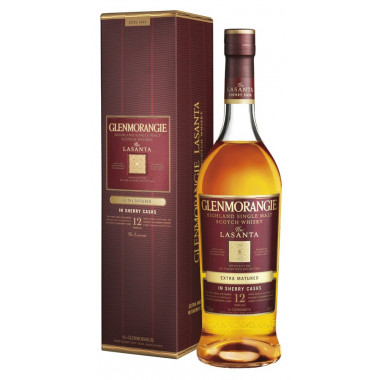 Glenmorangie The Lasanta 12 Years Old 70cl 43°