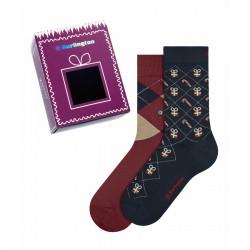Chaussettes Femme X-mas Gift Box Burlington