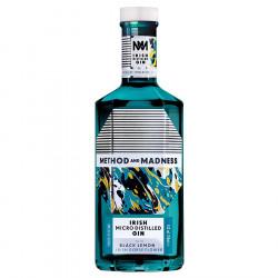 Method & Madness Irish Microdistilled Gin 70cl 43°