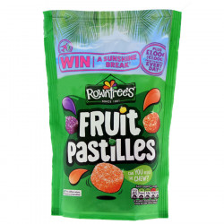 Fruit Pastilles Rowntree's 143g