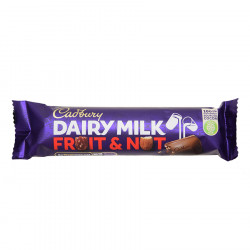 Cadbury Fruit & Nuts Chocolate Bar 49g