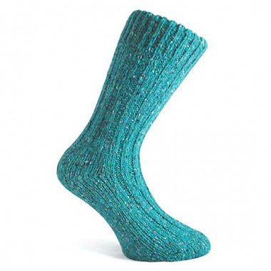 Chaussettes Courtes Turquoise