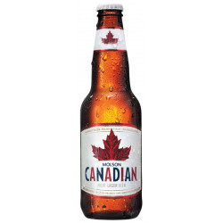 Molson Canadian Lager 33cl 4°