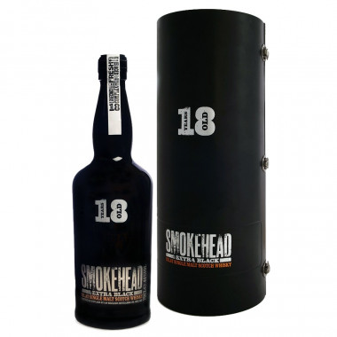 Smokehead 18 Years Old Extra Black 70cl 46°