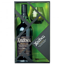 Ardbeg 10 Years Old Gift Pack 70cl 46° + 1 Glass