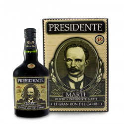 Presidente Marti 15 - 70cl 40°