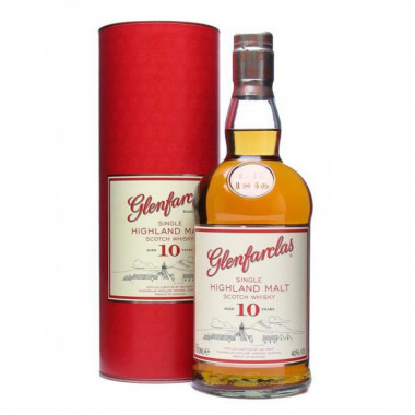 Glenfarclas 10 Years Old 70cl 40°