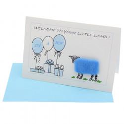 Carte Postale Baby Boy