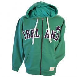 Lansdowne Green Ireland Zip Hoody