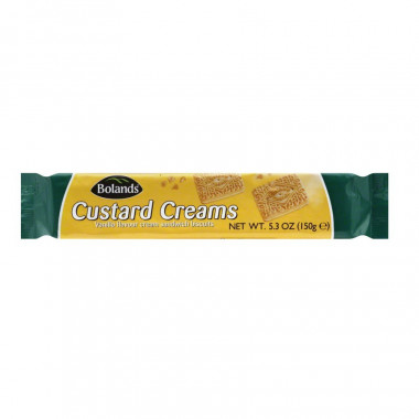 Custard Creams Bolands 150g