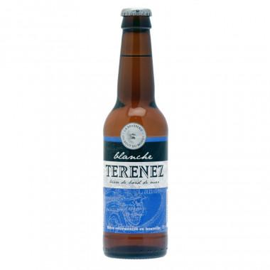 Bière Blanche Terenez 33cl 5.6°