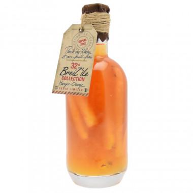Breiz'île Collection Mango & Orange 50cl 32°