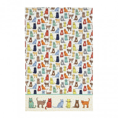 Catwalk Cotton Tea Towel 8 x 74 cm