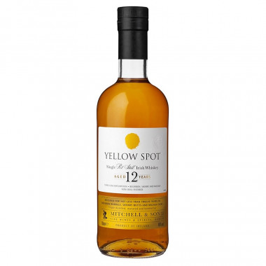 Yellow Spot 12 Years Old Single Pot Still 70cl 46°