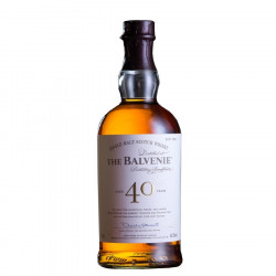 Balvenie 40 Years Old 70cl 48.5°