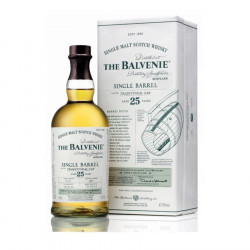 Balvenie Single Barrel 25 Years Old 70cl 46.9°