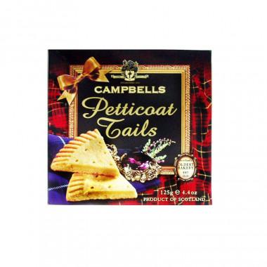 Shortbreads Petticoat Tails Campbells 125g