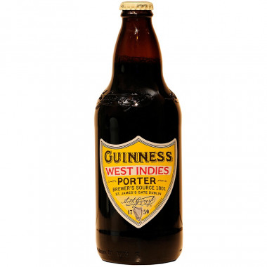 Guinness West Indies Porter 50cl 6°