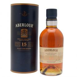 Aberlour 15 ans Select Cask Reserve 70cl 43°