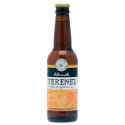 Bière Blonde Terenez 33cl 6.3°