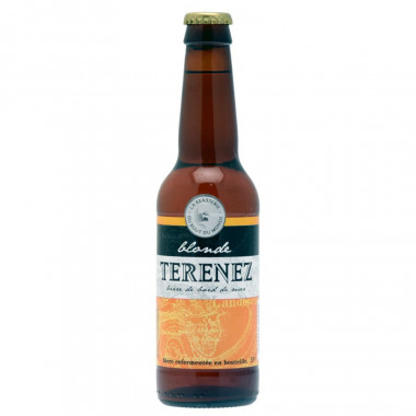 Terenez Blonde Beer 33cl 6.3°