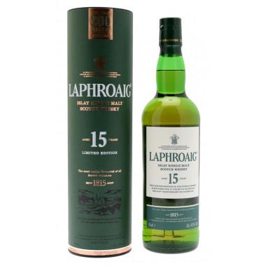 Laphroaig 15 ans Edition 200ème Anniversaire 70cl 43°