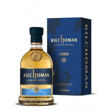 Kilchoman Vintage 2008 70cl 46°