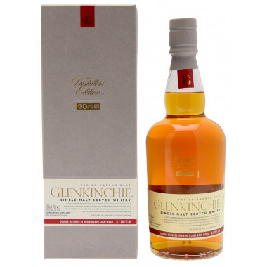 Glenkinchie Distillers Edition 2003 Amontillado Finish 70cl 43°