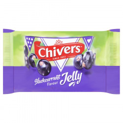 Jelly Chivers Cassis 135g