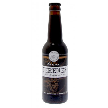 Terenez Brown Beer 33cl 7.5°